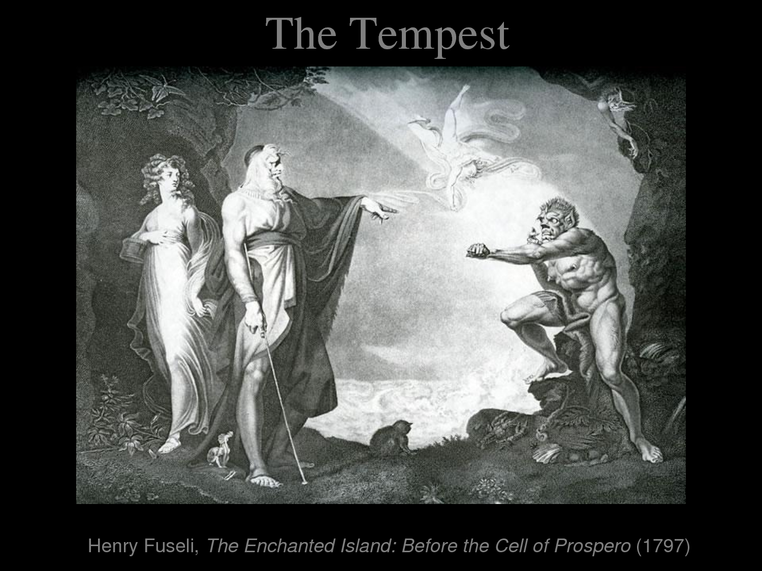 the tempest relationship between prospero All though the tempest is an unusually short play by elizabethan standards, yet it continually gives the impression of being much bigger than it actually is in this essay i will show how the relationship does in fact change between prospero and ariel during the play, and how it grows to a love of sort.