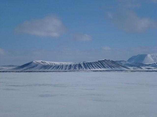 Lake Myvatn and HVirer 250