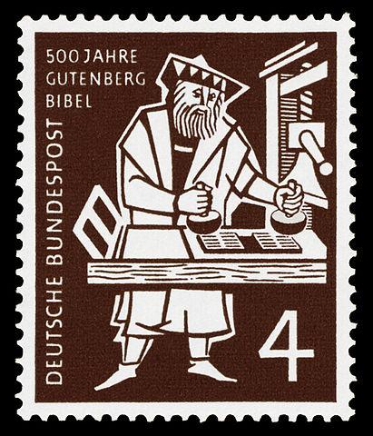 411px-DBP_1954_198_Gutenberg