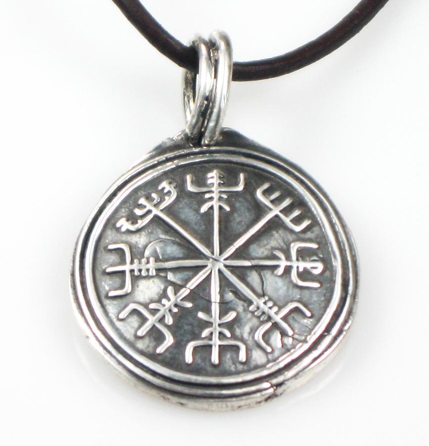 norse-viking-nautical-compass-talisman-fine-silver-esprit-mystique