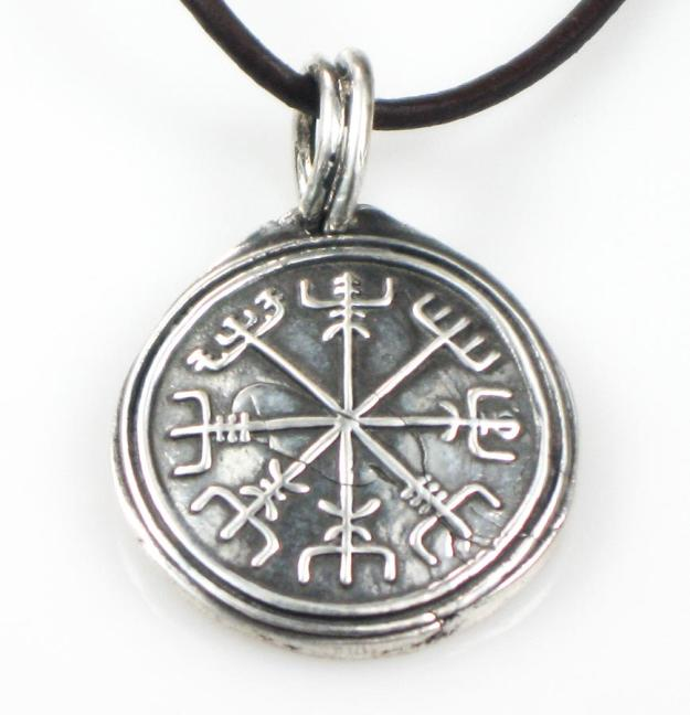 norse-viking-nautical-compass-talisman-fine-silver-esprit-mystique